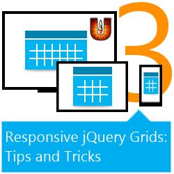 Responsive jQuery Grids: Tips & tricks