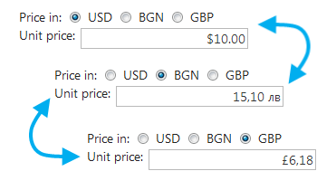 jQuery currency editor with dynamic regional settings