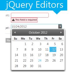 jQuery Editors